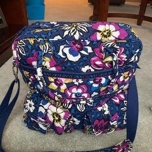 Very Bradley weekender bag